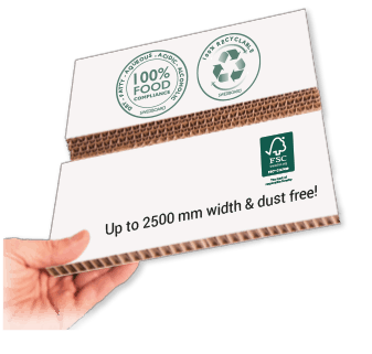 SB Fibre 100% recyclable