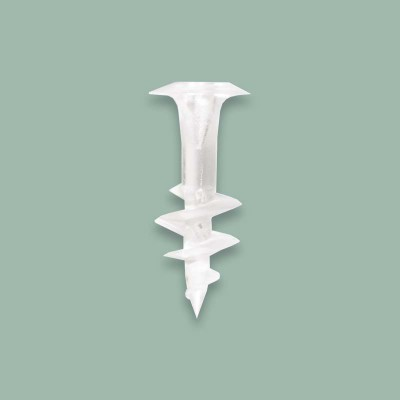 01 Plastic screw 30mm transparent A100T-30