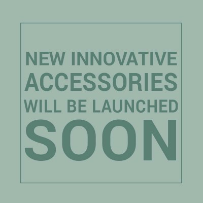 New innovative accessories will be launched soon